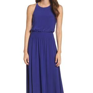 [Vince Camuto] Maxi dress royal blue sz 6